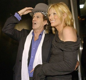 Keith Richards and Patti Hansen auction for SPHERE CT